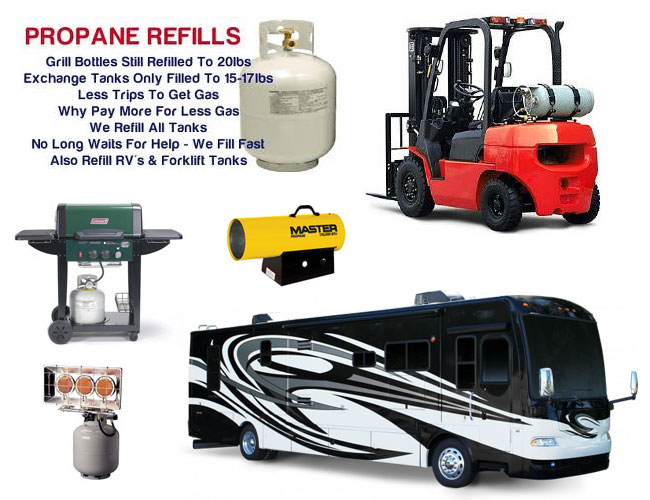 Propane Sales & Services