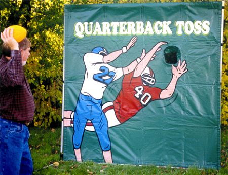 Where to find FOOTBALL TOSS in Mt. Airy