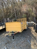Where to rent TRAILER 5X10 HISIDES in Mt. Airy NC