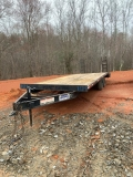 Where to rent TRAILER 8X24 5T DECKOVER in Mt. Airy NC