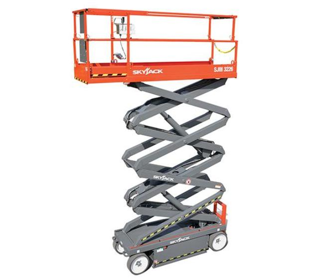 Where to find SCISSOR LIFT 26 X32 X8 in Mt. Airy