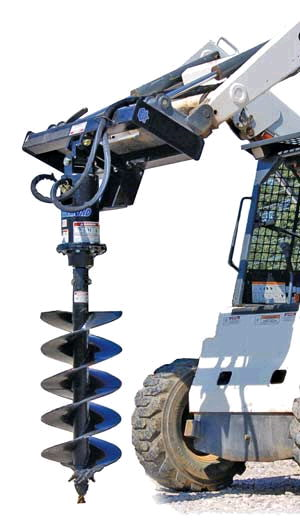 Where to find 18  BOBCAT AUGER in Mt. Airy