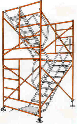 Where to find STAIR 6-1 2  SCAFFOLDI in Mt. Airy