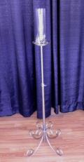 Where to rent SILVER MEMORY CANDELABRA in Mt. Airy NC