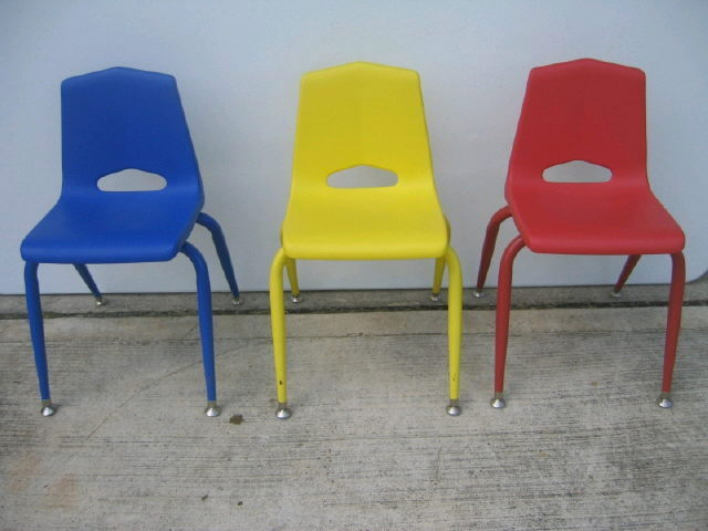Where to find STACK CHAIR KIDS-MULTI COLOR in Mt. Airy