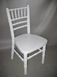 Where to find CHAIR KIDS-CHIAVARI WHITE in Mt. Airy