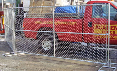 Where to find FENCING 6 X12 -CHAIN LINK in Mt. Airy