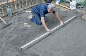 Where to find SCREED BOARD 12 FT in Mt. Airy