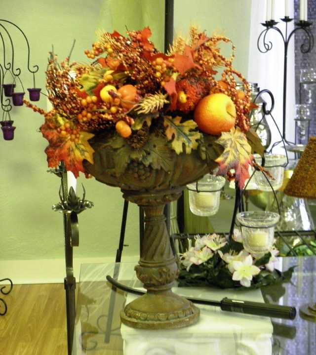 Where to find TOPIARY FALL CENTERPIE in Mt. Airy