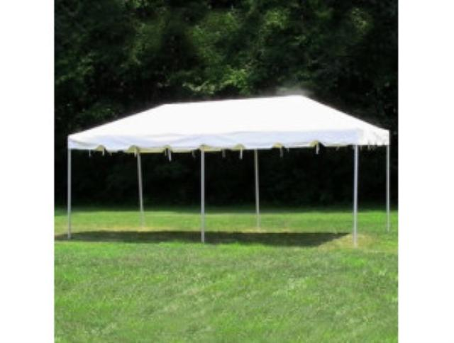 Where to find TENT 10X20 WHITE FRAME in Mt. Airy
