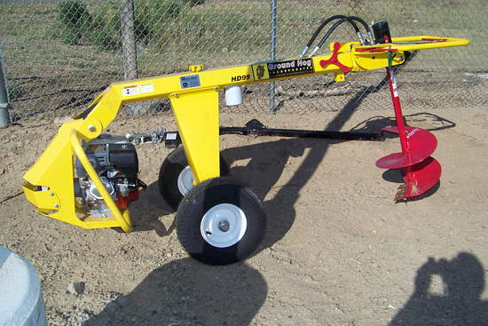 Where to find HYDRAULIC AUGER in Mt. Airy