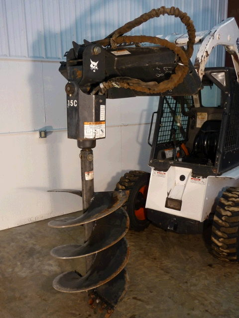 Where to find BOBCAT AUGER ATTACH in Mt. Airy
