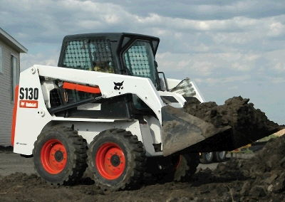 Where to find BOBCAT LOADER S130 4WD in Mt. Airy