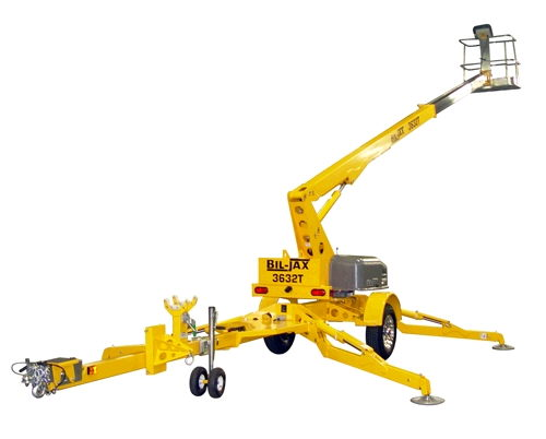 Where to find BUCKET LIFT 42  TOWABLE in Mt. Airy
