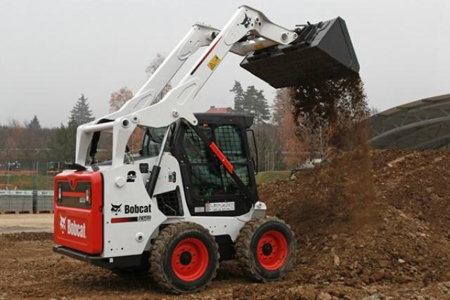 Where to find BOBCAT LOADER S530 4WD in Mt. Airy