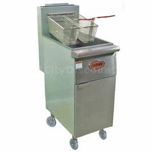 Where to find DEEP FRYER 30LB 2-BASK in Mt. Airy