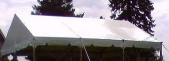 Where to find 20X30 FRAME TENT-GABLE END in Mt. Airy