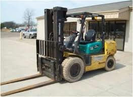 Where to find FORKLIFT KOMATSU 10000K 6 FORK in Mt. Airy