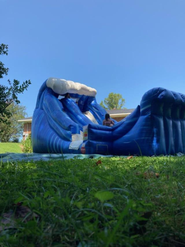 Where to find 14  WILD WAVE SLIDE WET DRY in Mt. Airy