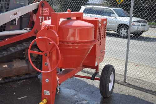 Where to find CONCRETE MIXER TOWABLE in Mt. Airy
