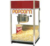Where to find POPCORN MACHINE in Mt. Airy