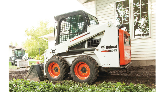Where to find BOBCAT LOADER S450 4WD in Mt. Airy