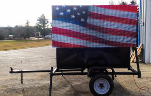 Where to find 3X6 LED SIGN TRAILER in Mt. Airy