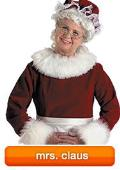 Where to rent MRS CLAUS COSTUME in Mt. Airy NC