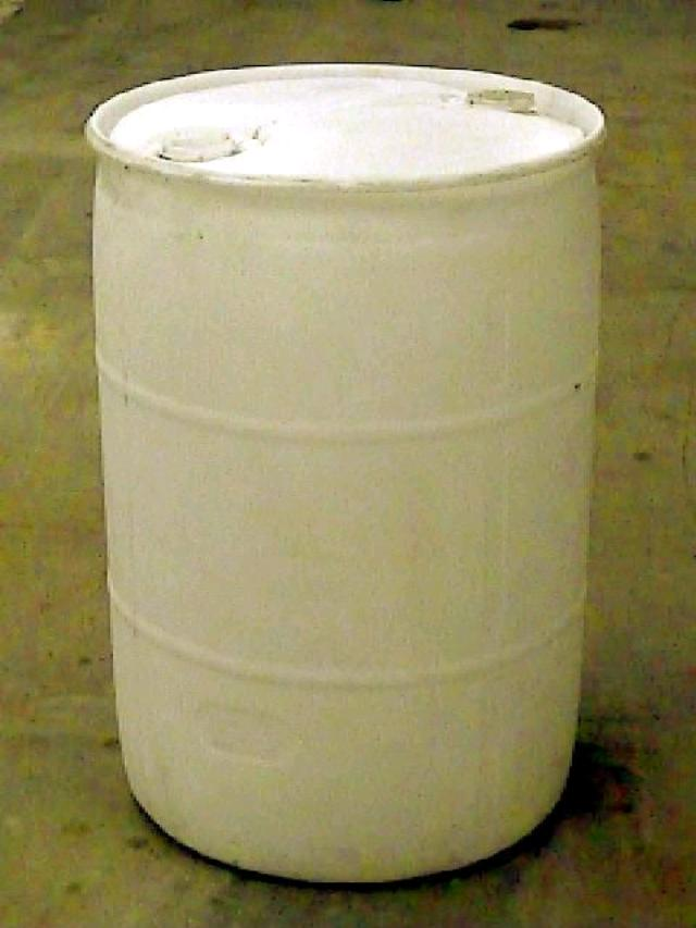 Where to find WATER BARREL 30GAL WHITE in Mt. Airy