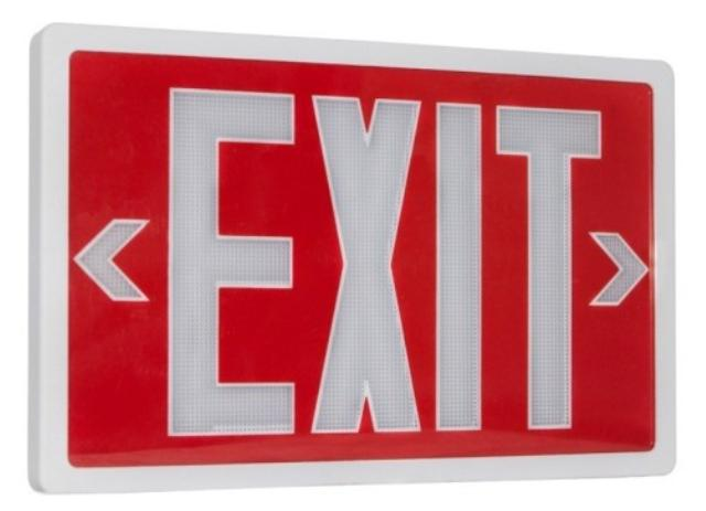 Where to find EXIT SIGN LIGHTED in Mt. Airy
