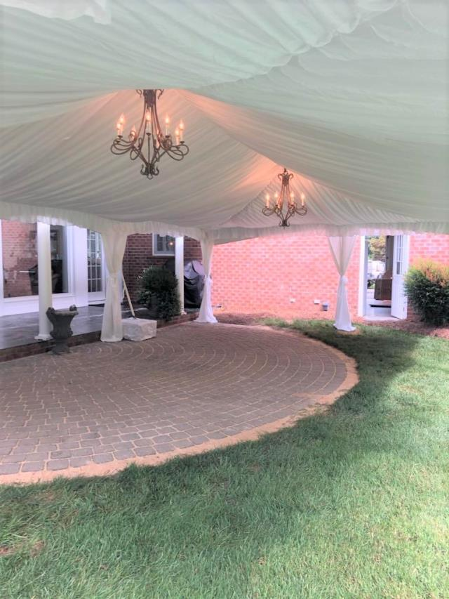 Where to find 20X30 WHITE TENT LINER in Mt. Airy