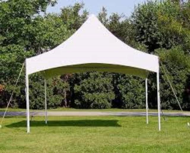 Where to find HIGH PEAK TENT 10X10 WHITE in Mt. Airy