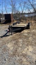 Where to rent TRAILER 6X12 1 AXLE TILT 6K in Mt. Airy NC