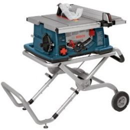 Where to find 10  TABLE SAW W STAND in Mt. Airy