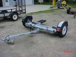 Where to find VEHICLE TOW DOLLY in Mt. Airy