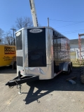 Where to rent TRAILER 7X14 ENCLOSED in Mt. Airy NC