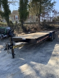 Where to rent TRAILER 7X22 TILT 10K in Mt. Airy NC
