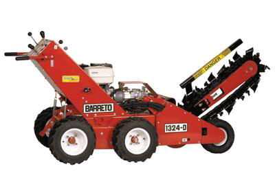 Where to find TRENCHER 4WD W TRAILER in Mt. Airy