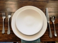 Where to rent HEIRLOOM LINEN DINNER PLATE 10.75 in Mt. Airy NC