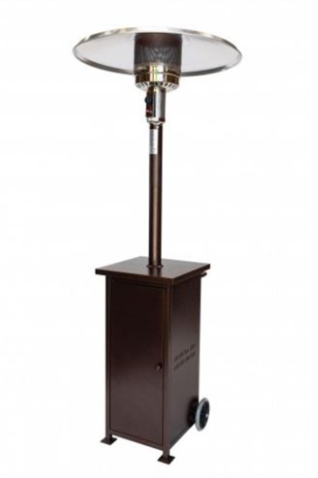 Where to find PATIO HEATER 41K BTU BRONZE in Mt. Airy