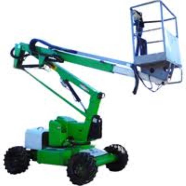 Where to find BOOM LIFT 40  4X4 in Mt. Airy