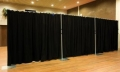 Where to rent 10  BLACK PIPE N DRAPE SECTION in Mt. Airy NC