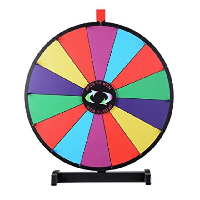 Where to find PRIZE WHEEL in Mt. Airy