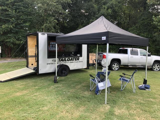 Where to find PARTY TAILGATE TRAILER in Mt. Airy