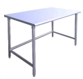 Where to rent 6  STAINLESS PREP TABLE in Mt. Airy NC