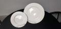 Rental store for CASALE LINEN DINNER PLATE 10.25 in Mt. Airy NC