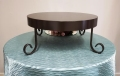 Where to rent BRONZE MAJESTIC 18  ROUND CAKE STAND in Mt. Airy NC