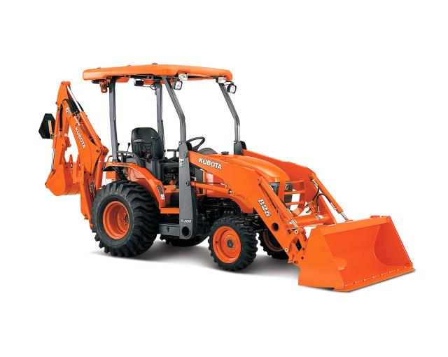 Where to find BACKHOE B26 18  4WD in Mt. Airy