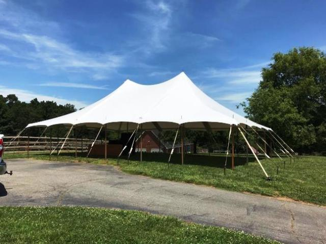 Where to find 30X45 EPIC POLE TENT in Mt. Airy