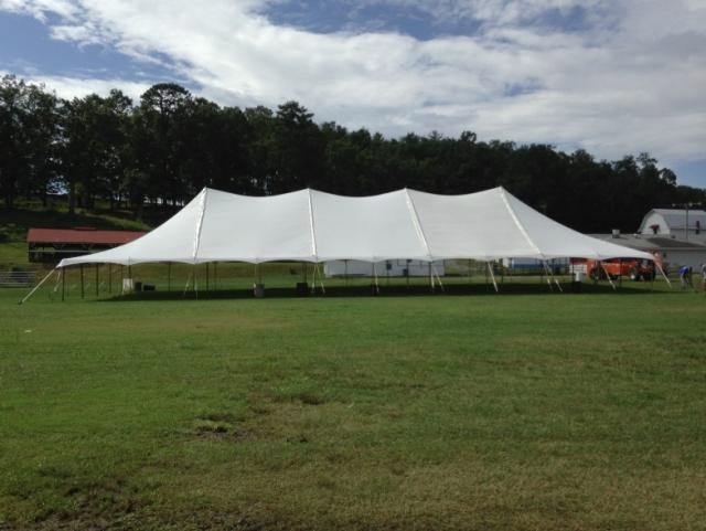 Where to find 40X100 EPIC POLE TENT in Mt. Airy